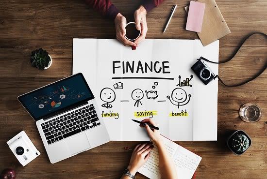 finance writer
