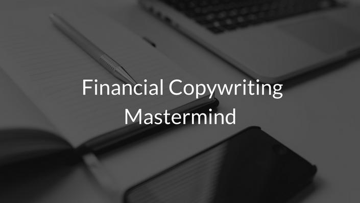 Financial Copywriter