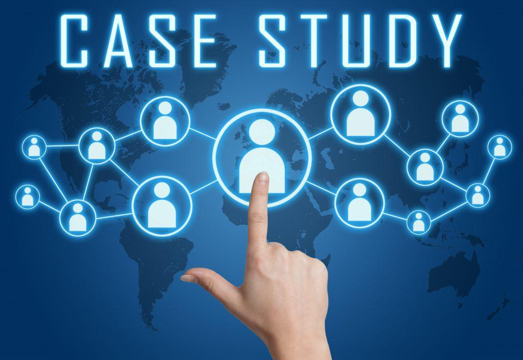 case study writer